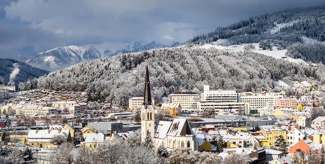 Waasenkirche, Leoben/Austria