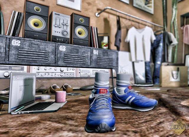 [Gild] 868 sneakers