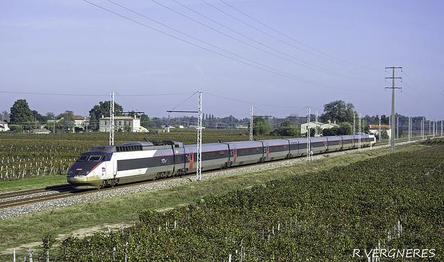 TGV 39 Lalande de Pomerol