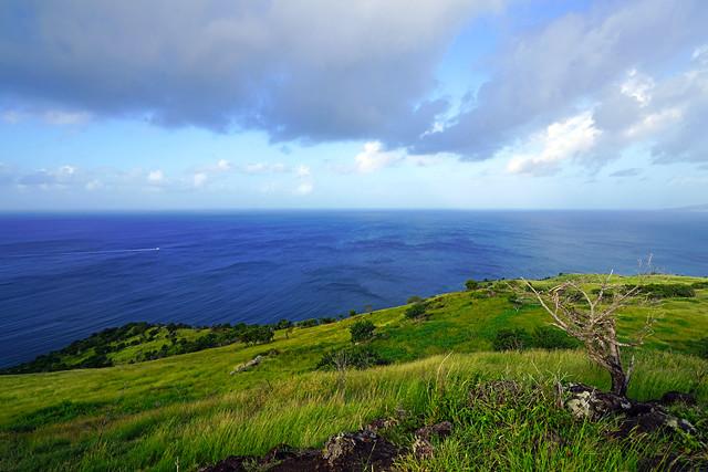 Green & blue, Southeast Peninsula, St Kitts