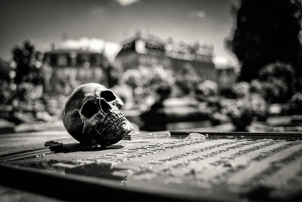Fiedhofsstimmungen, Cemetery atmosphere