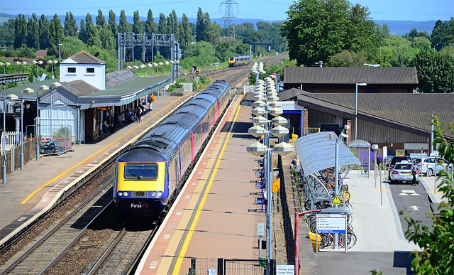 Didcot Parkway.
