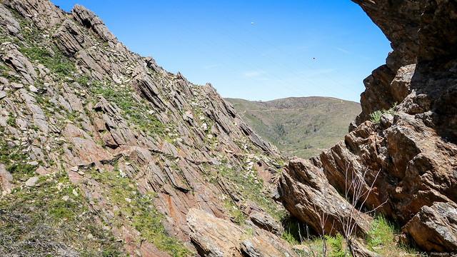 Serra da Arada  &  Trilho dos Incas  -  N7996