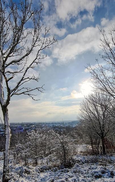 Snowy Koumenberg.