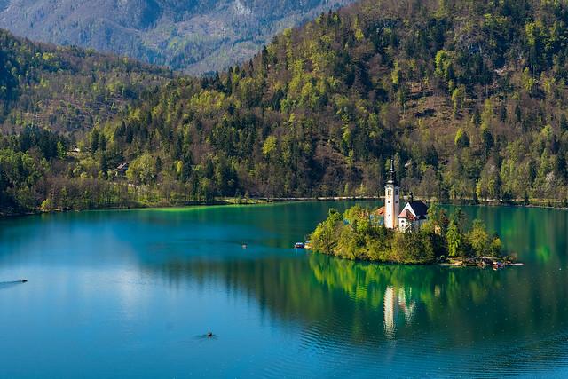 Lago di Bled (on Explore - 24/01/2021)