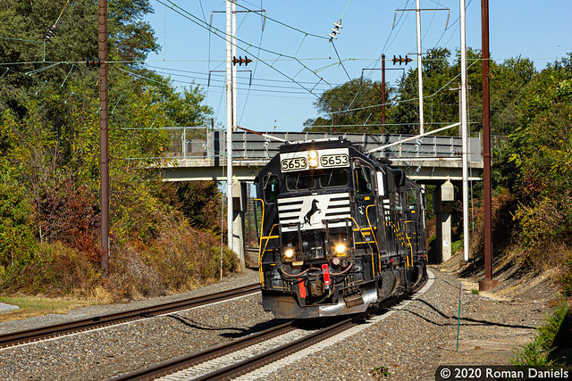 Freight Under the Wire