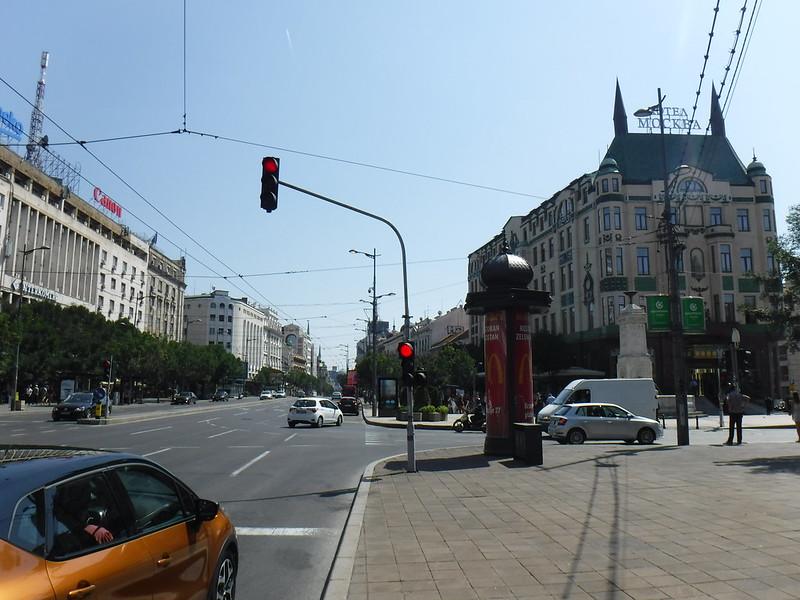 Белград, могила Врангеля и собор св. Саввы