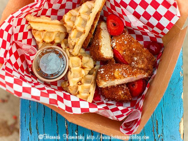 Ol Soul Creole - Chicken & Waffles