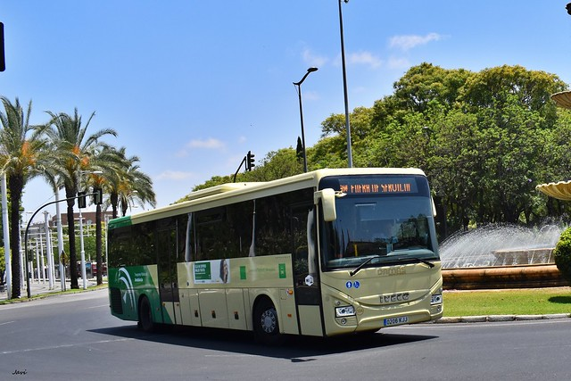 Iveco Bus Crossway 504 Damas