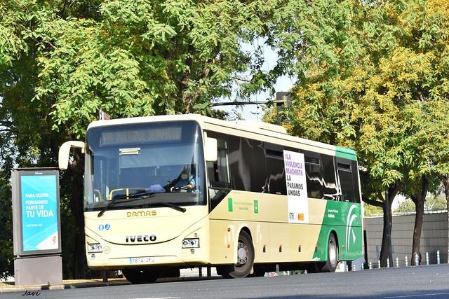 Iveco Bus Crossway 341 Damas