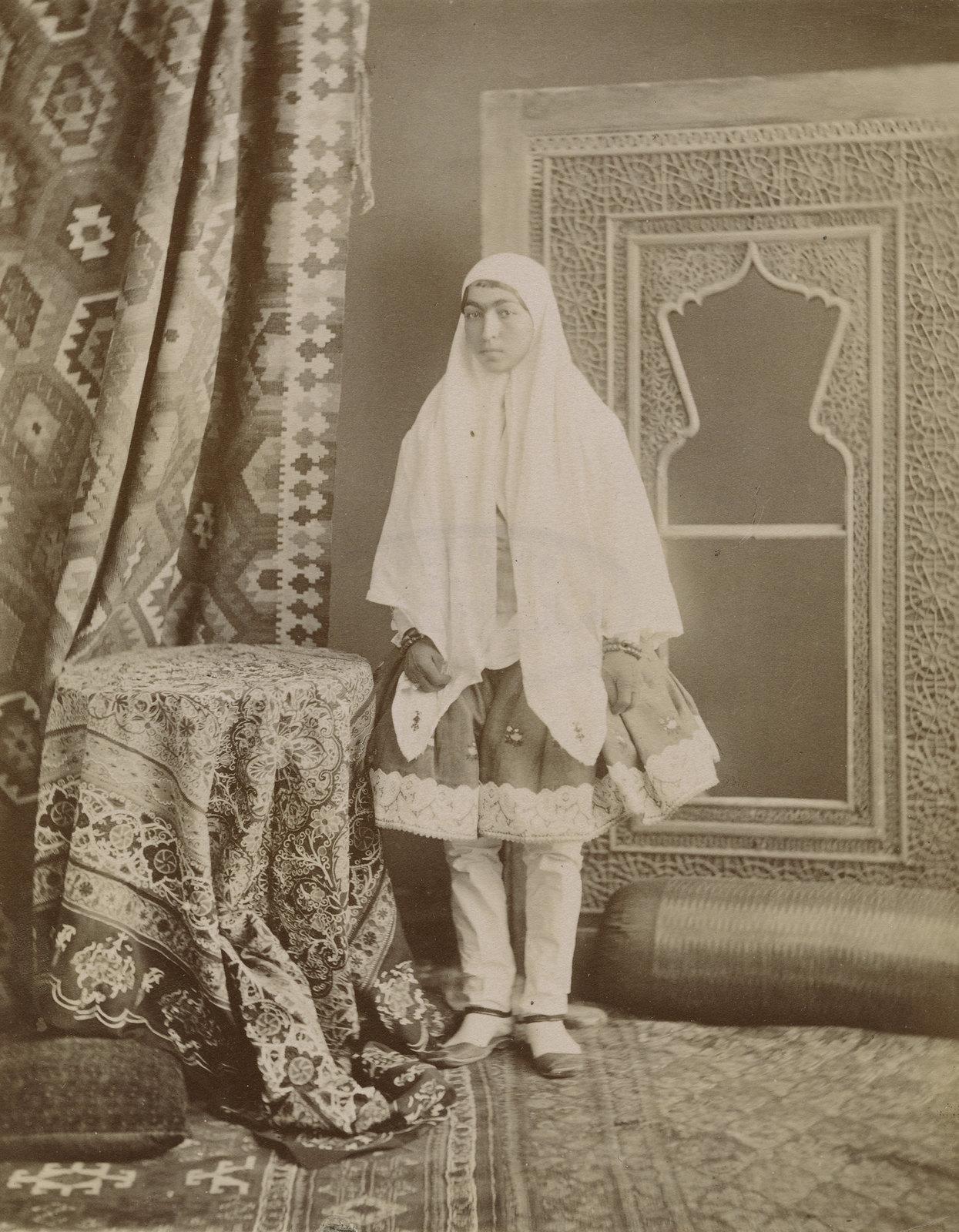 Курдская женщина. Д.Ермаков