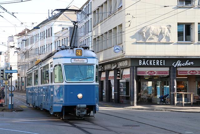 2020-10-24, Zürich, Kreuzplatz