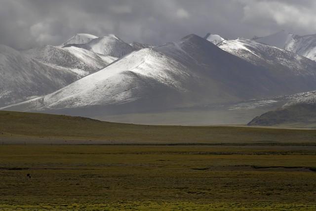 Nyenchen Tanglha Mt Range, Tibet 2019