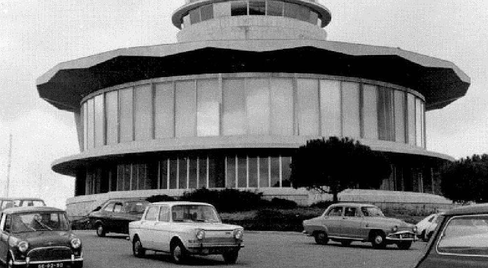 Restaurante panorâmico, Monsanto (V.G. Figueiredo, 1973)