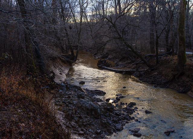 River Flowing in VA
