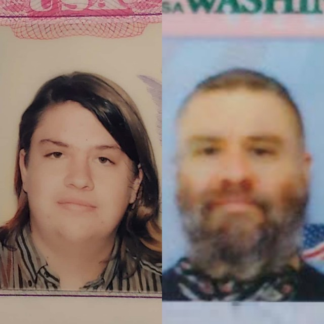 1992 passport vs 2020 driver license