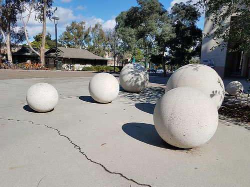 Balls - UCSD Campus