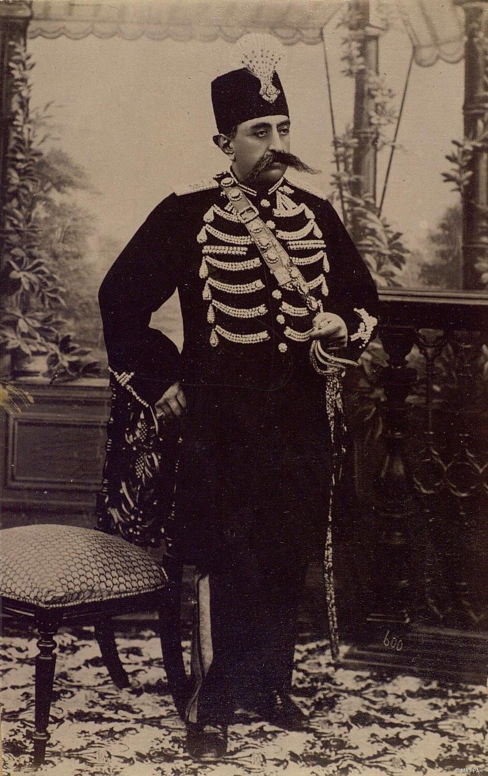 Музафер Эддин шах (1896-1906)