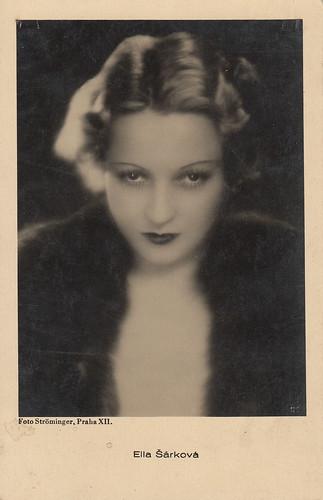 Ella Sarkova