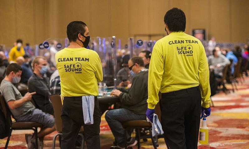 Safe & Sound Clean Team