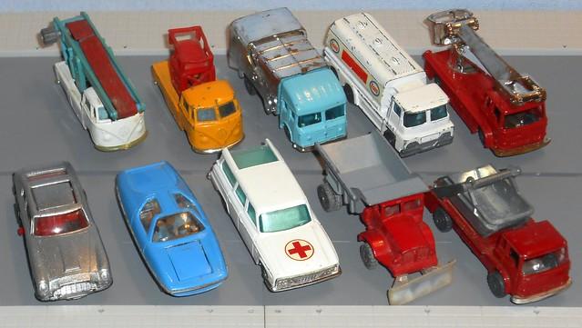 Husky - '60s Cars & Trucks