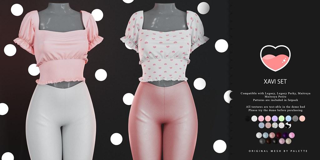 Pastel – Xavi Set @ equal10