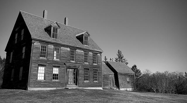 Olson farm, Cushing, Maine