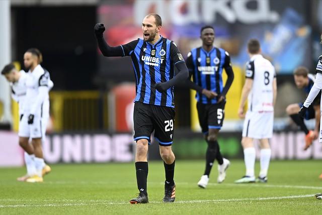 Club Brugge - Genk 24-01-2021