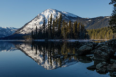 Dirtyface Peak - Lake Wenatchee - Emerald  Island