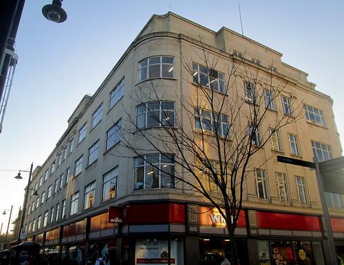 Art Deco Wilko's ,Sunderland