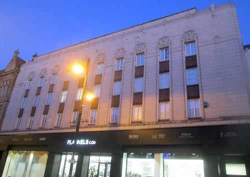 Art Deco Former Woolworths, Sunderland