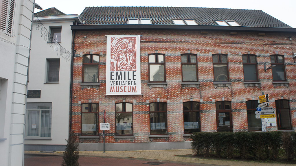El Museo Provincial Emile Verhaeren
