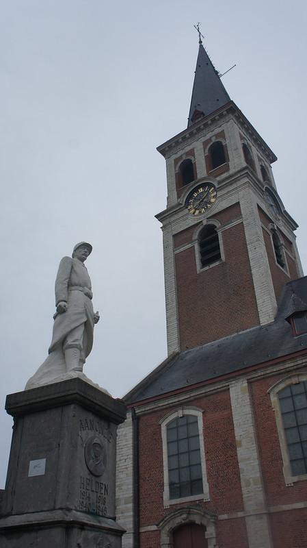El Sint-Amanduskerk en Sint-Amands