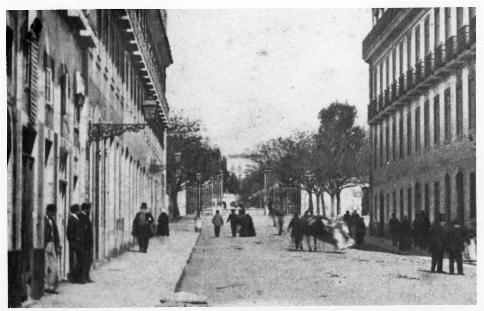 Rua do Príncipe, Lisboa (1882)