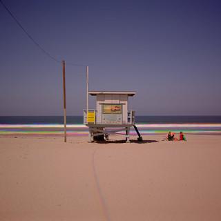 ave 26 trichrome. venice beach, ca. 2011.