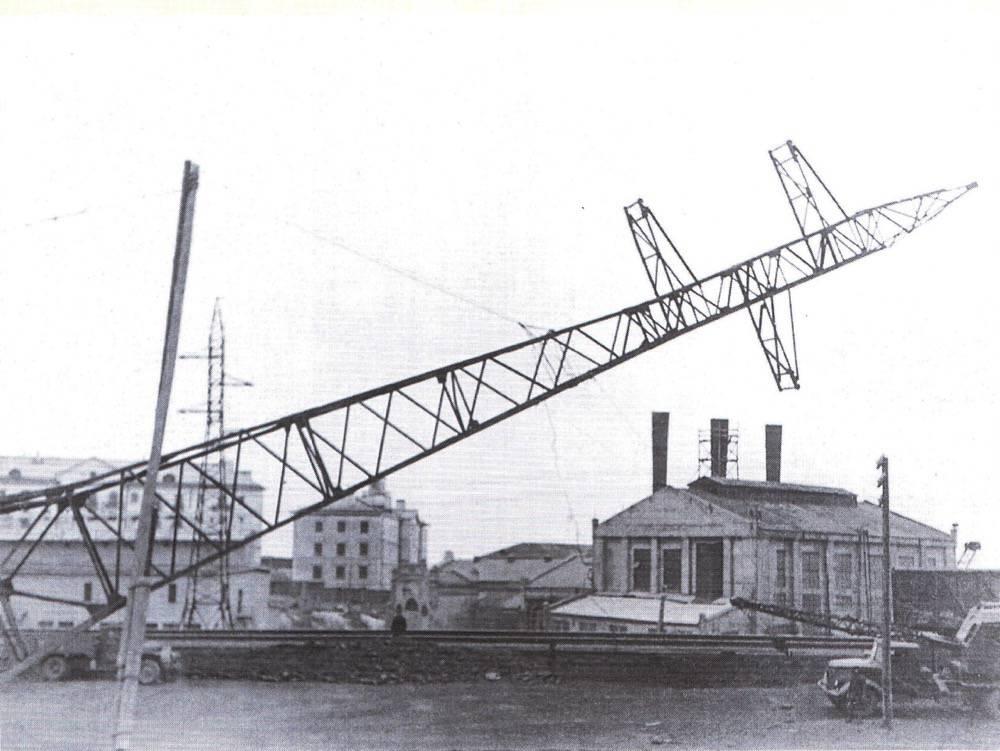 4 Владивостокская городская электрическая станция (60-е гг)