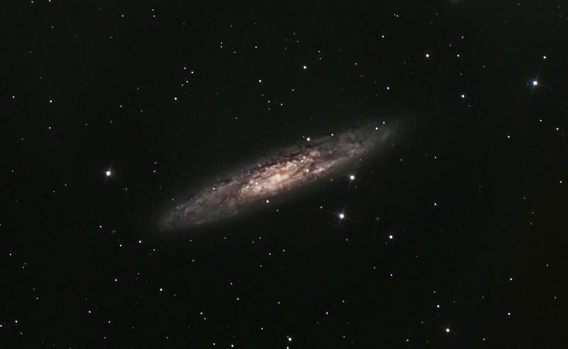 NGC 253 - Fridrich János - VCSE