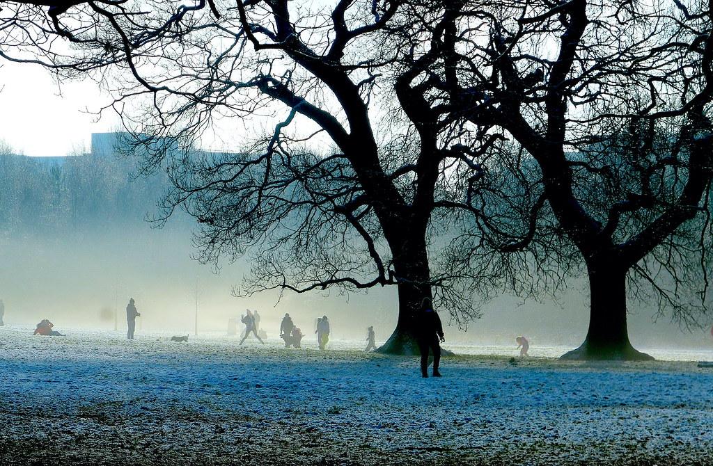 Heath Park Snow 240121 2769