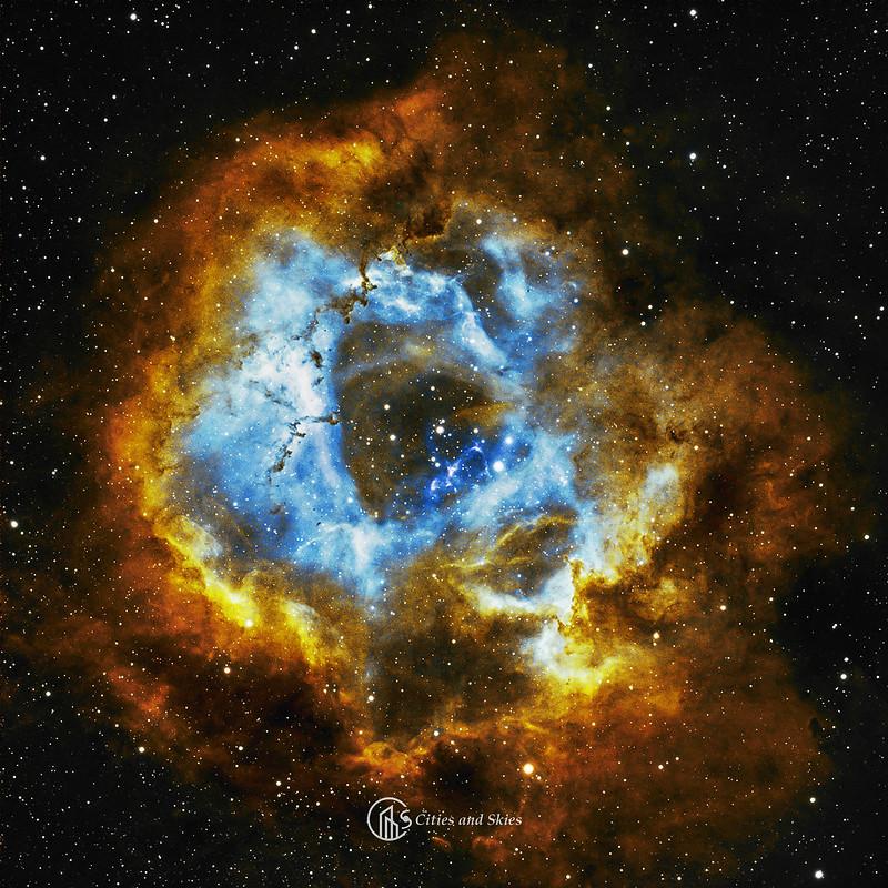 Paragi Zsolt, Budai Beáta - NGC 2244 - VCSE
