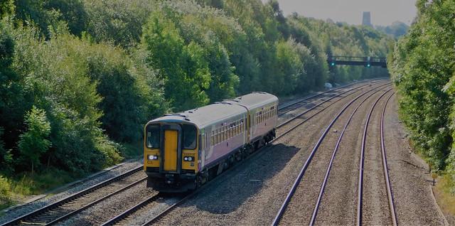 153316 +153301 - Hagg Hill, Clay Cross, Derbyshire