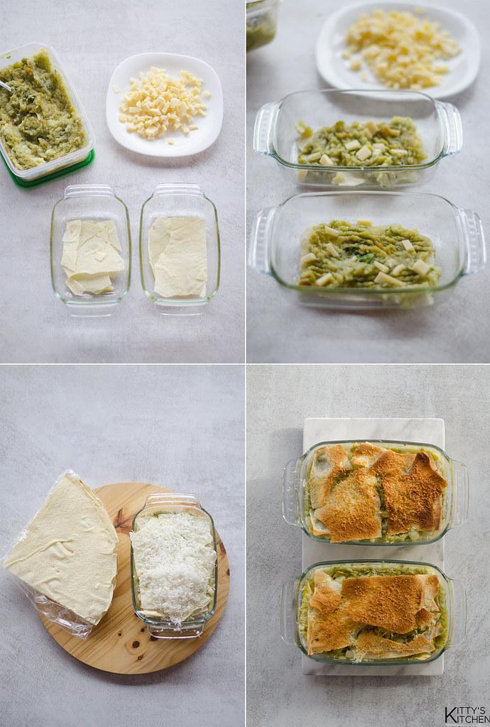 Programmazione e organizzazione dei pasti settimanali - lasagnette di pane carasu