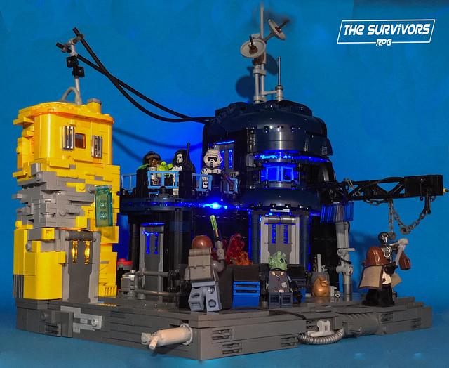"The Survivors Mission: ""Return to Coruscant"""