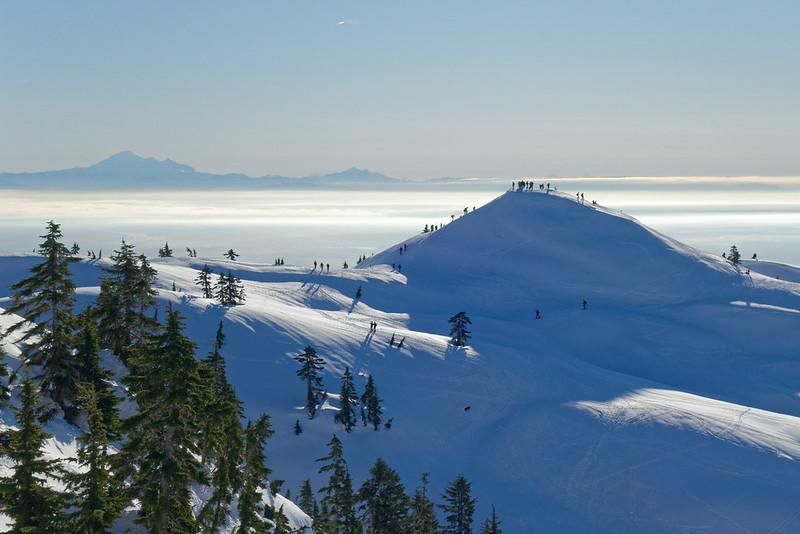 Tim Jones Peak, 23 Jan 2021