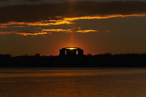 sunrise nationalharbor md usa