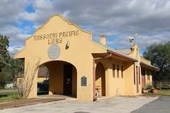 Missouri Pacific Railroad Depot (Progreso, Texas)