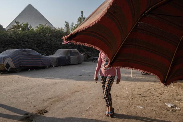 Gizeh neighborhood, Cairo