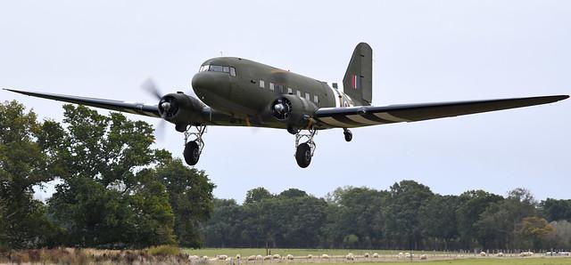 Douglas Dakota C47B USAAF 44-77104 RAF KP220 G-ANAF
