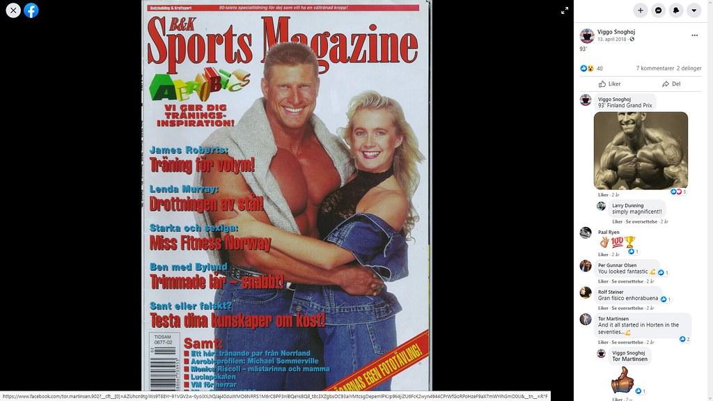 viggo på 90-tallet