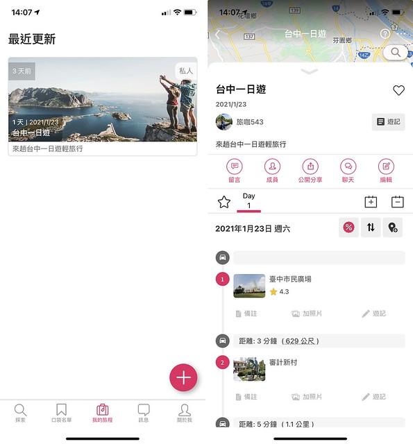 TimePipe Go x 台中輕旅行一日遊