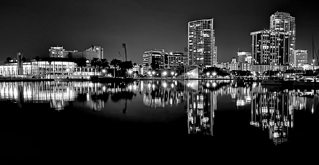 City of St. Petersburg, Pinellas County, Florida, USA